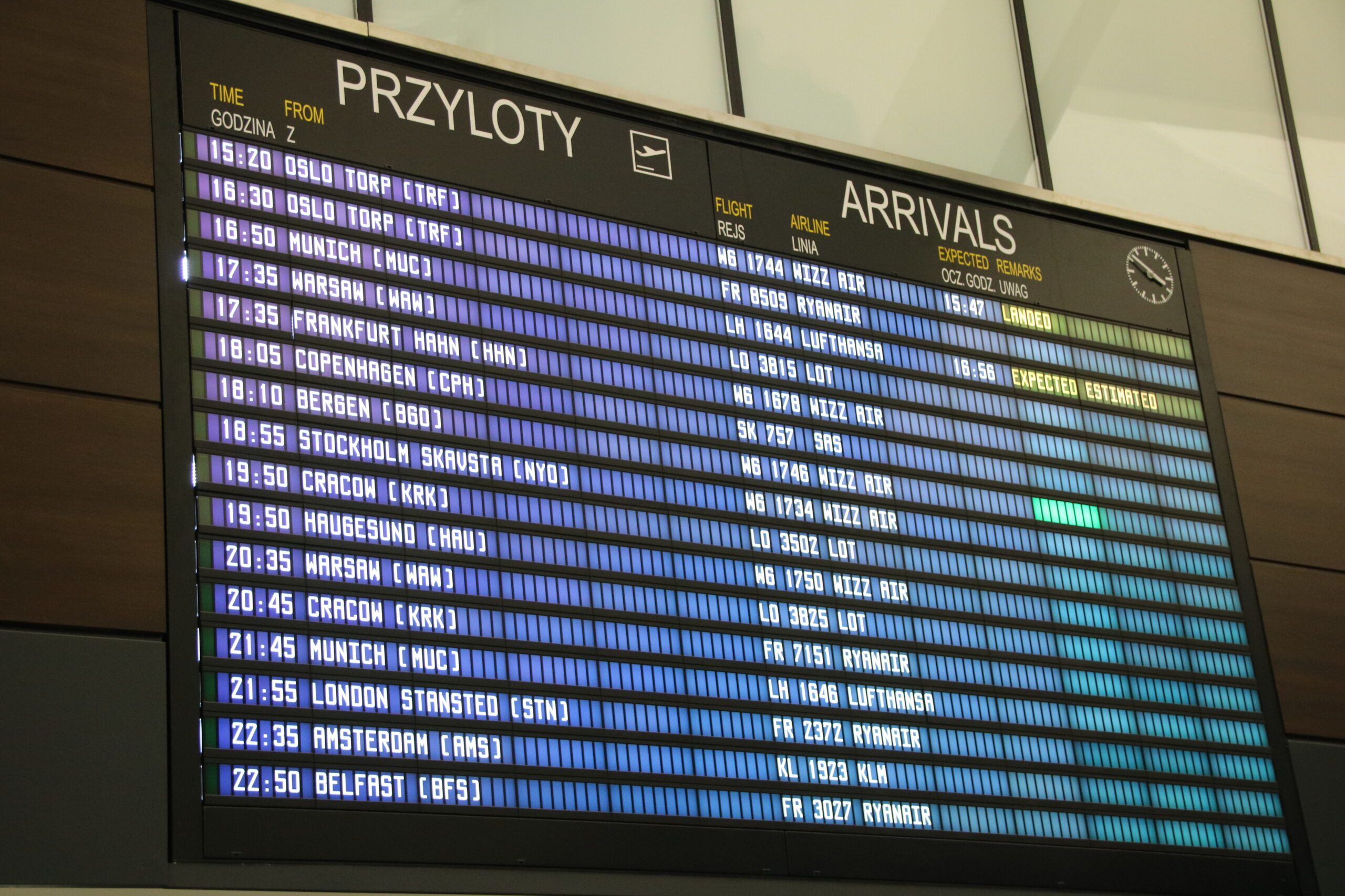 Czy w grudniu powitamy 5-milionowego pasażera? W tym roku z gdańskiego lotniska skorzystało już ponad 2,3 mln pasażerów