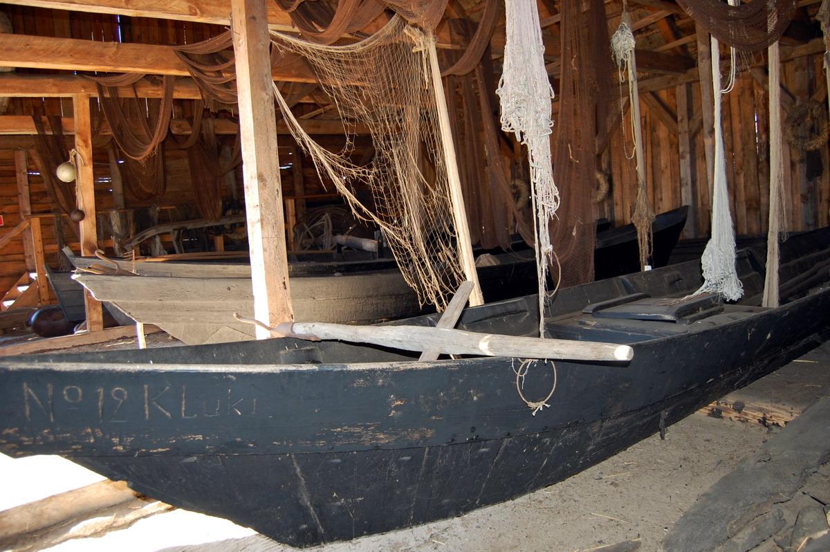 Kiermasz rybny i… nauka robienia wełnianych skarpet dla rybaków. Skansen w Klukach zmieni się w żywe muzeum