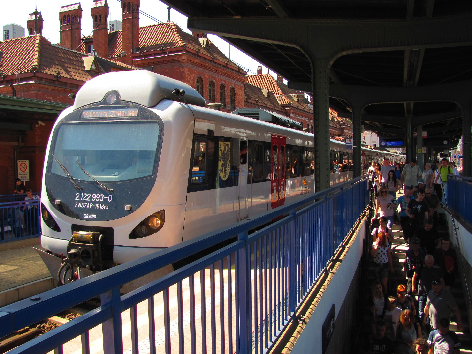 Podróż ze Słupska do Trójmiasta będzie tańsza! Nowe ceny biletów kolejowych