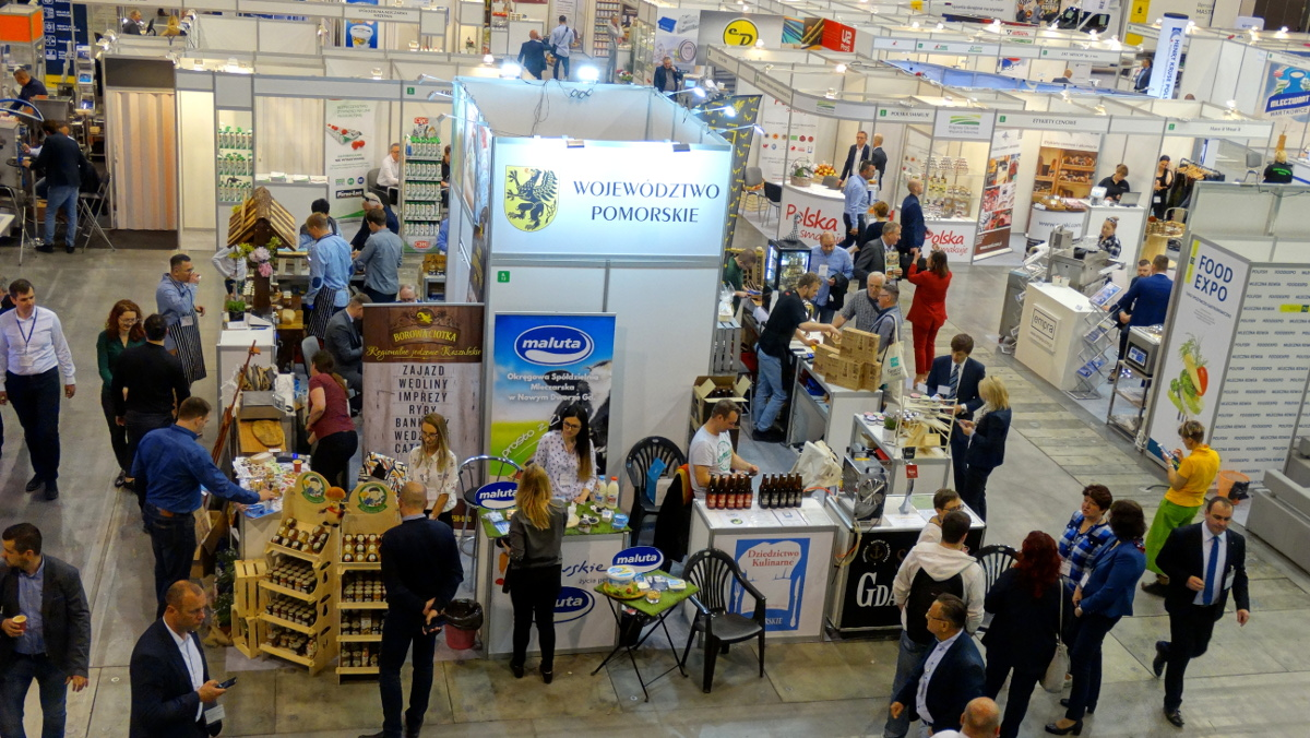 Wszystko, czego branża gastronomiczna i spożywcza potrzebuje na targach FoodExpo w Gdańsku
