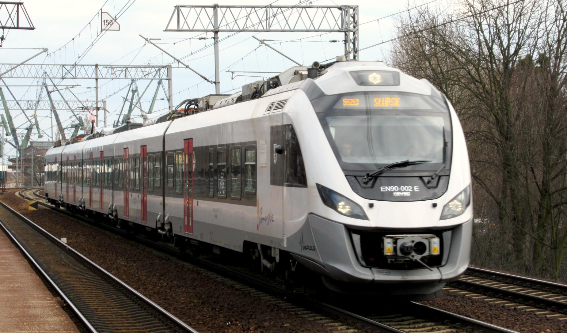 Dobra informacja dla pasażerów. Z Tczewa do Gdańska pociągi pojadą nawet co 10 minut