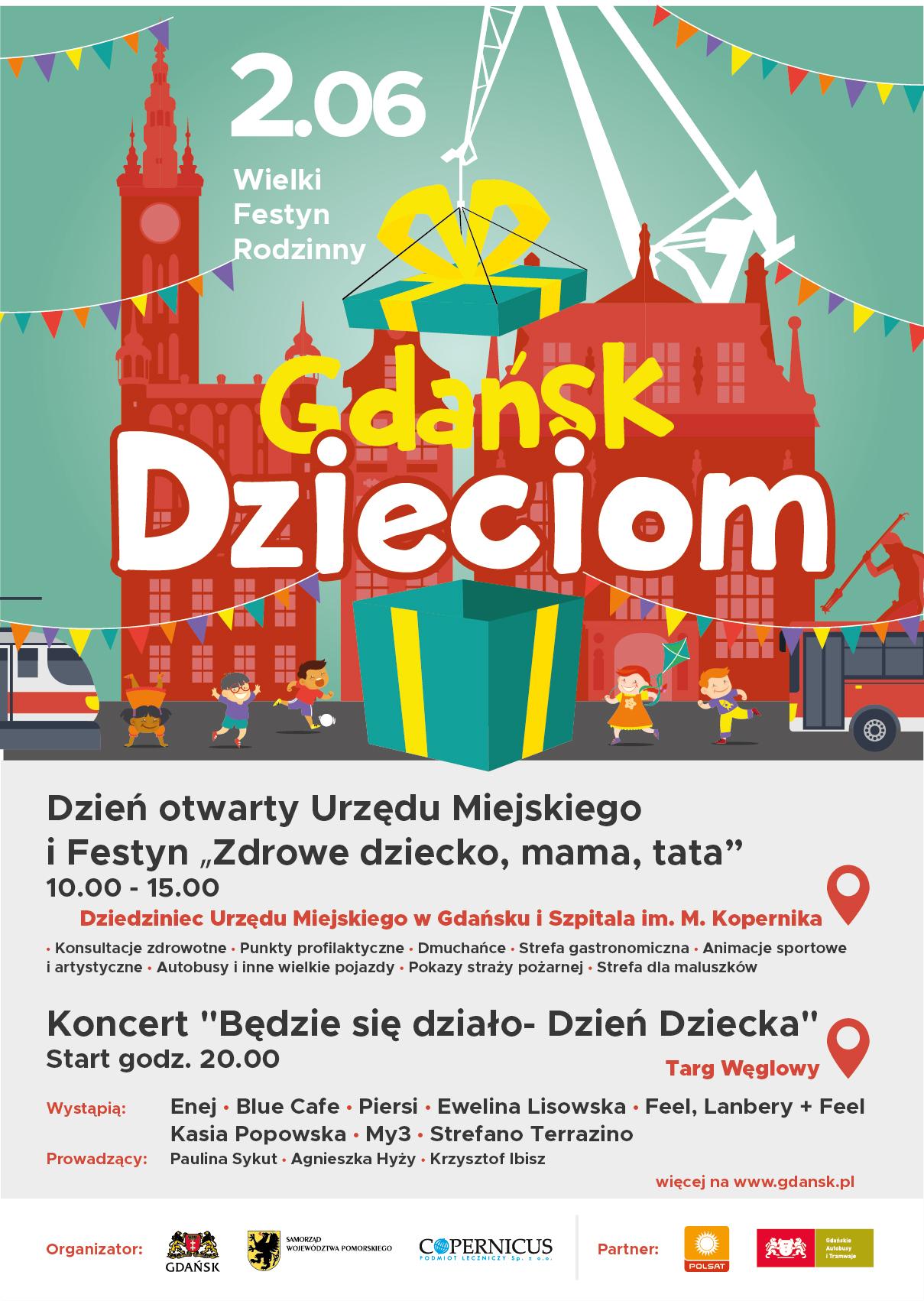 Festyn rodzinny_plakat