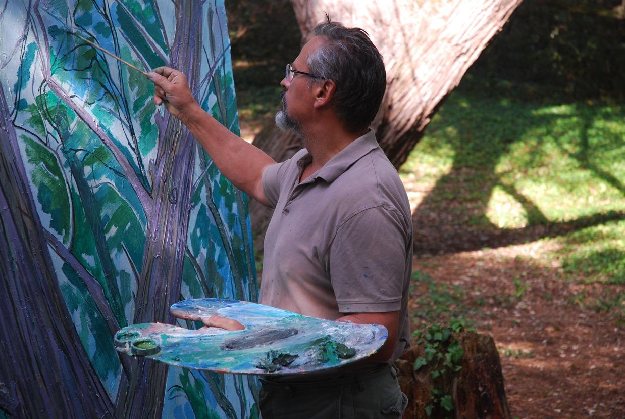 To artysta, który tworzy mocną i wyrazistą sztukę. Spotkanie z Maximem Kantorem w Pałacu Opatów