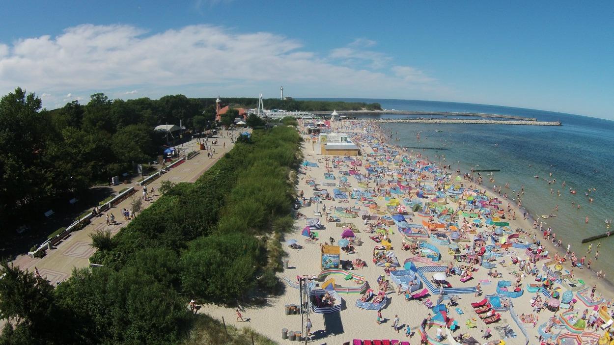 Lato warto spędzić nad Bałtykiem. Pomorskie plaże wśród najlepszych w Europie