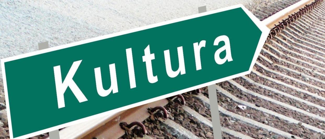 Baner plebiscytu Pociąg do kultury