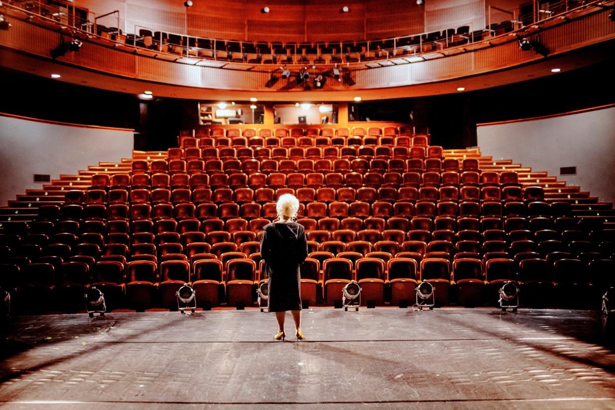 Kulisy Teatru Wybrzeże