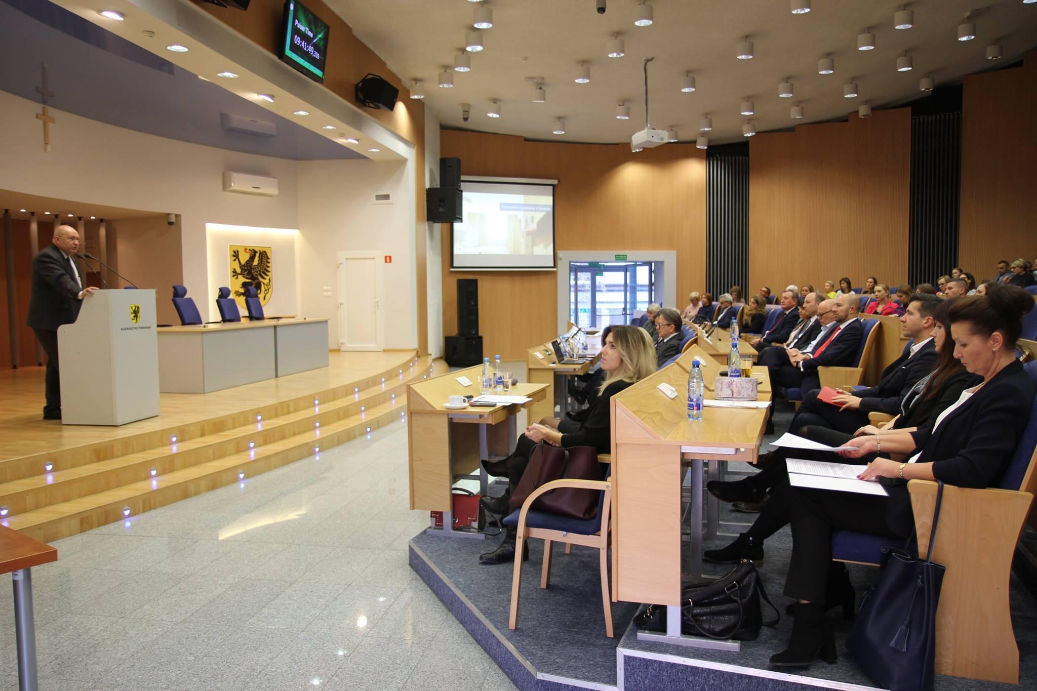 Spotkanie branży hotelarskiej województwa pomorskiego