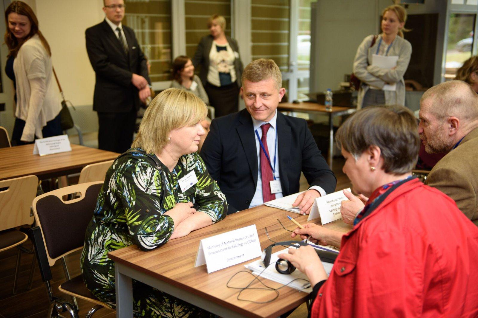 Polsko-rosyjskie Forum Poszukiwania Partnerów w Olsztynie