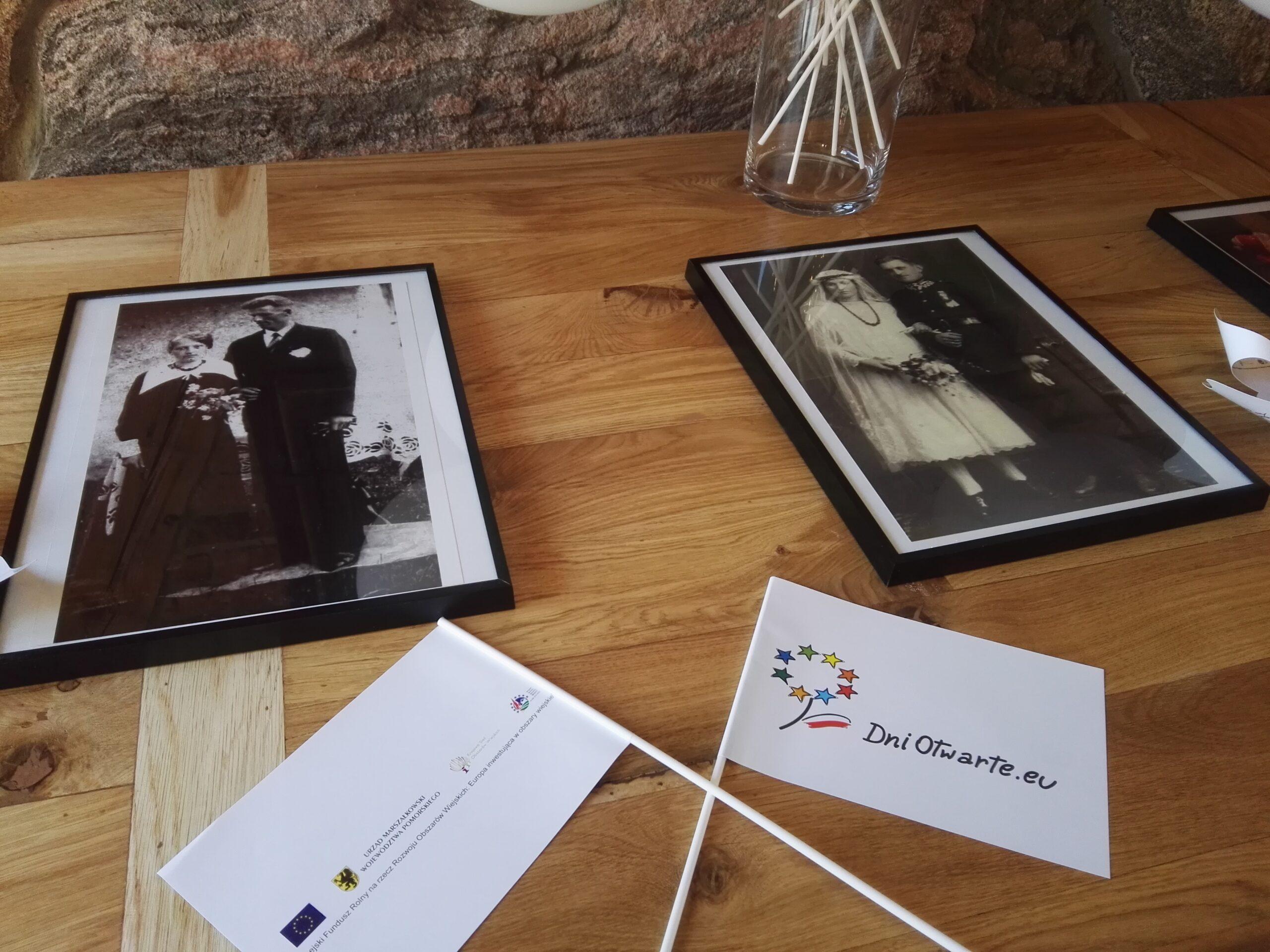 Gęsina i ślubne fotografie. Dni Otwarte Funduszy Europejskich w restauracji Mùlk w Miszewku