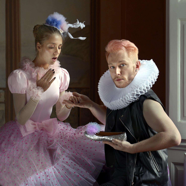 Dwie złośliwe siostry i okrutna macocha. Baletowa wersja znanej baśni o Kopciuszku w Wejherowie