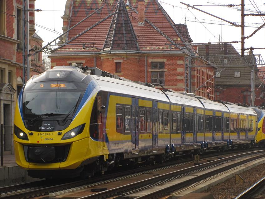 Taniej do Słupska. Ile od 1 kwietnia zapłacisz za bilet na SKM?