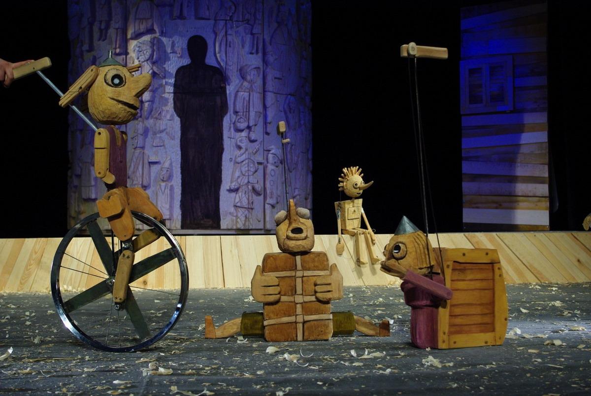 Od marionetek do robotów. Historia teatrów lalkowych w Gdańsku