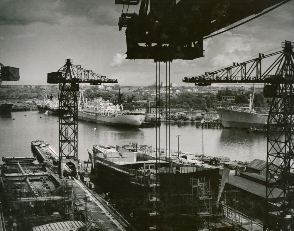 Kiedyś nowoczesność, dziś już tylko historia. Poznacie Gdańsk na zdjęciach sprzed 60 lat?