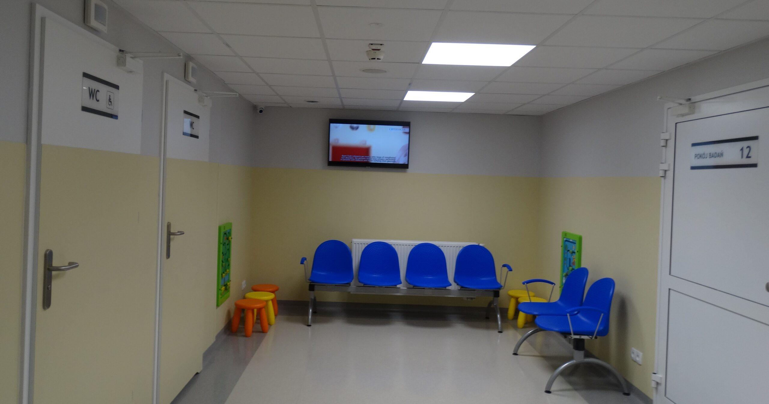 Aktualizacja. Oddziały dziecięce w szpitalu na Zaspie ponownie otwarte. Przyjęcia małych pacjentów wznowione / Zamknięty SOR dla dzieci…