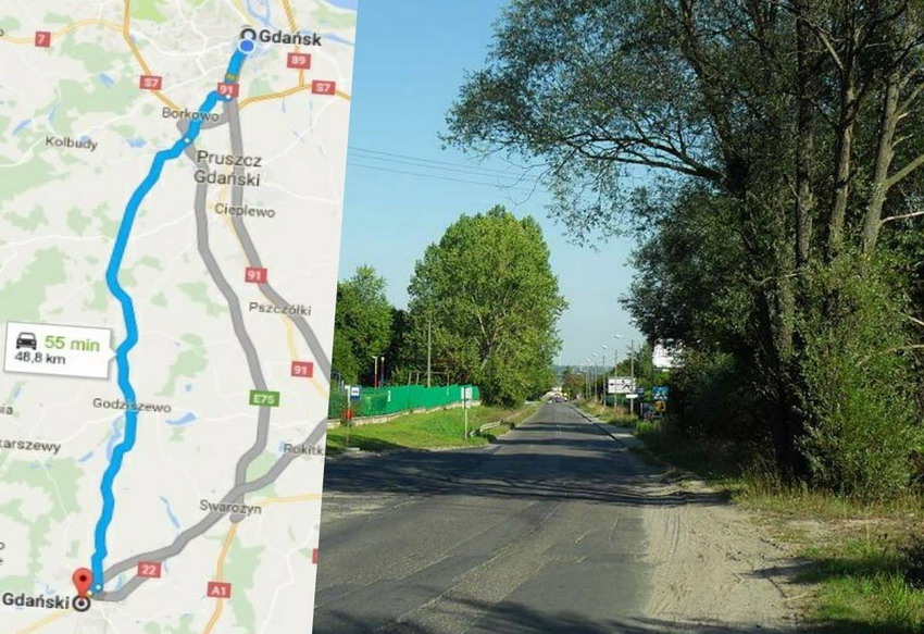 Za dwa lata z Gdańska do Starogardu pojedziemy nową drogą. Inwestycja za 85 mln zł