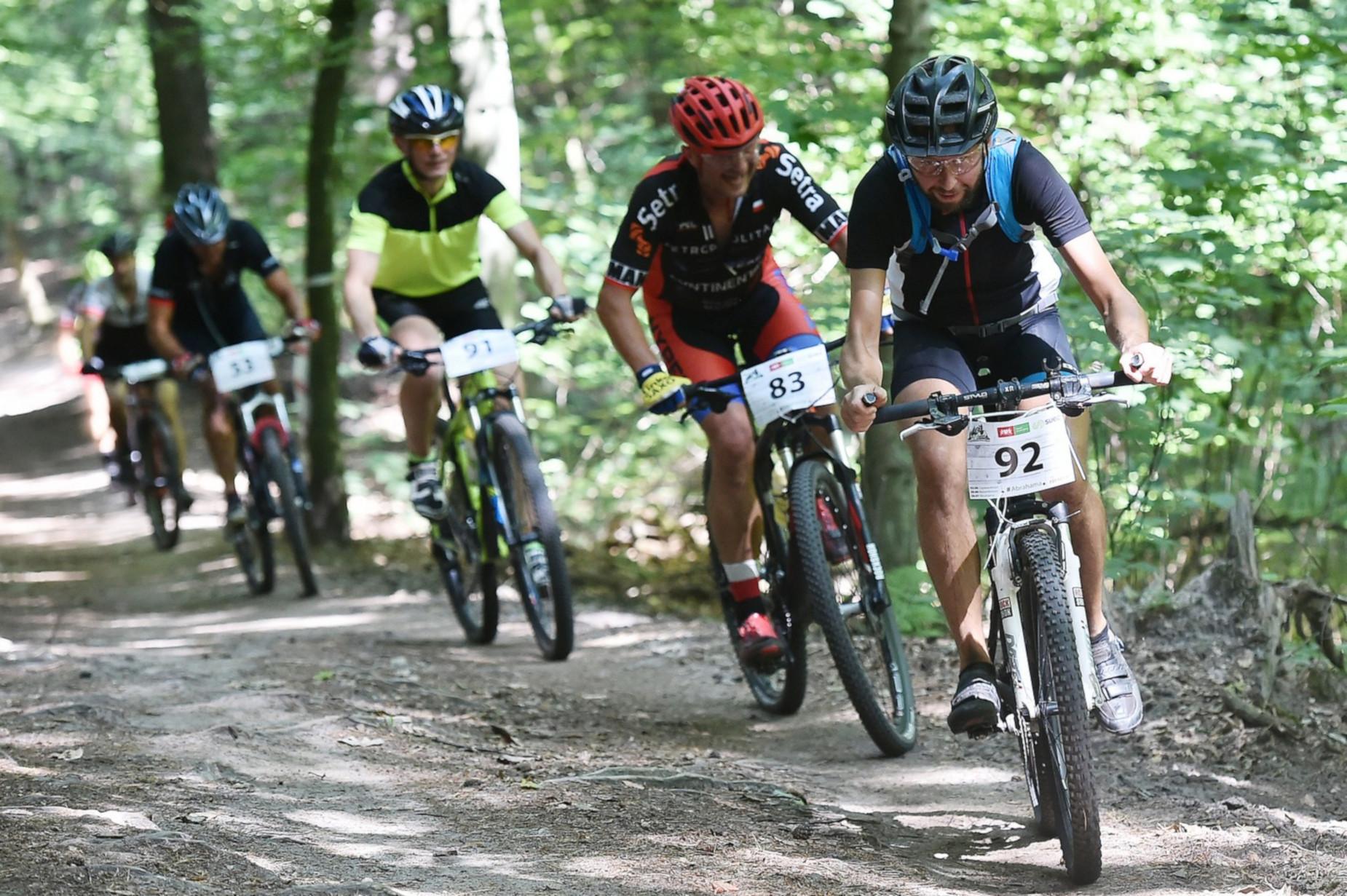 Rowerem przez Trójmiejski Park Krajobrazowy. Ruszają zawody XC Gdańsk