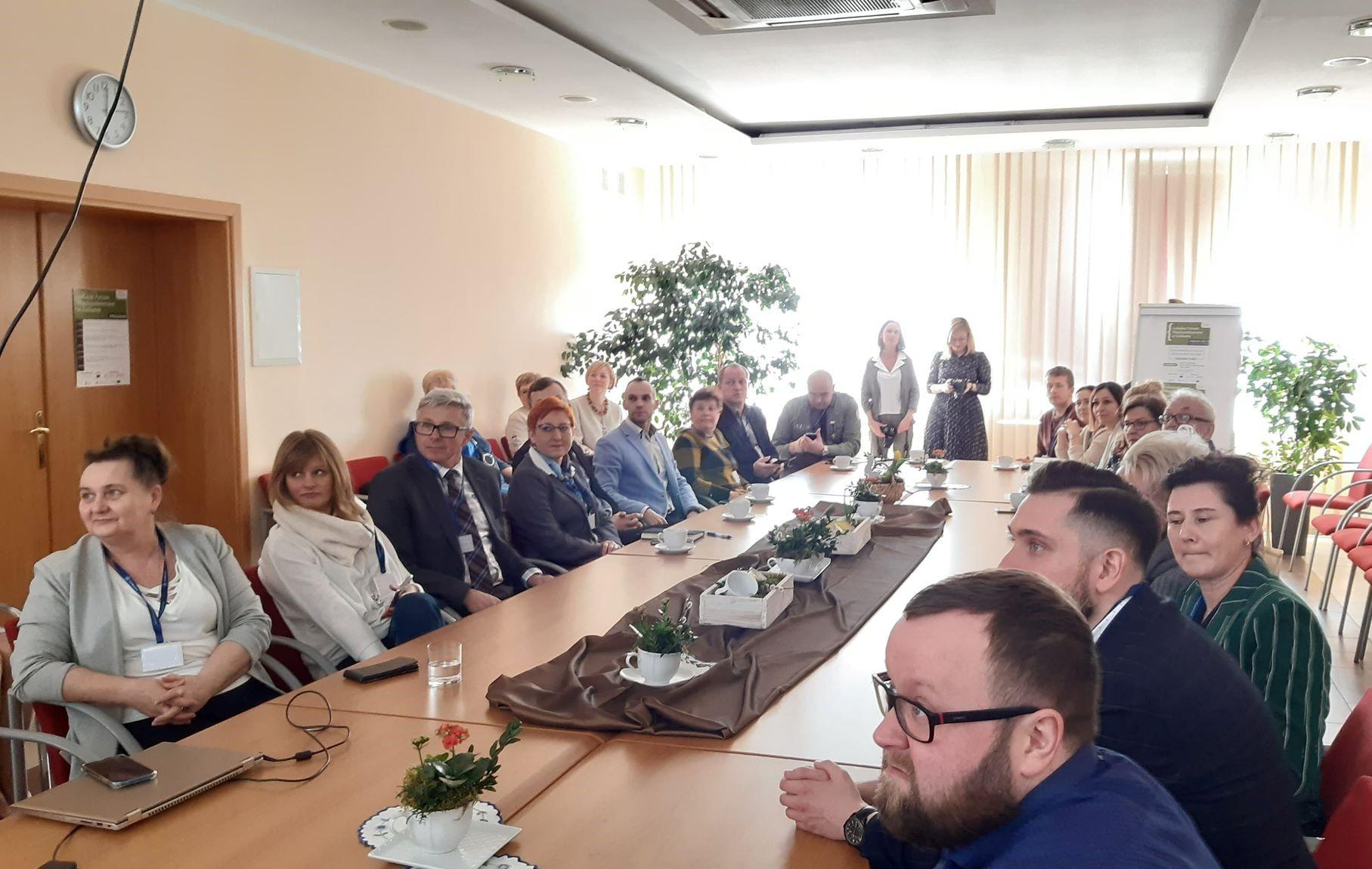 Lokalne Forum Międzysektorowe w Łubianie [RELACJA]