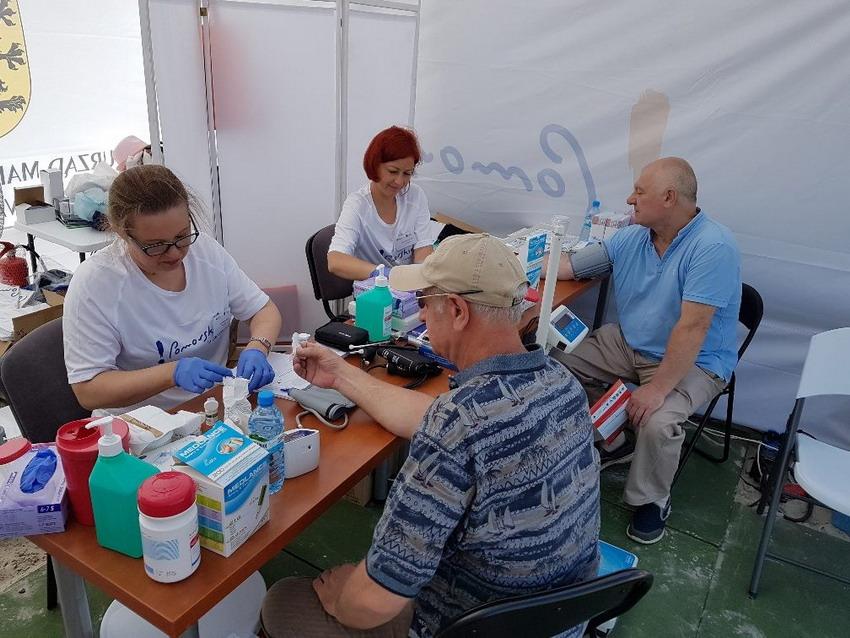 Pomorskie dla Zdrowia w Gdyni. Będą bezpłatne badania, porady lekarzy i braffiterek oraz… bieg kobiet