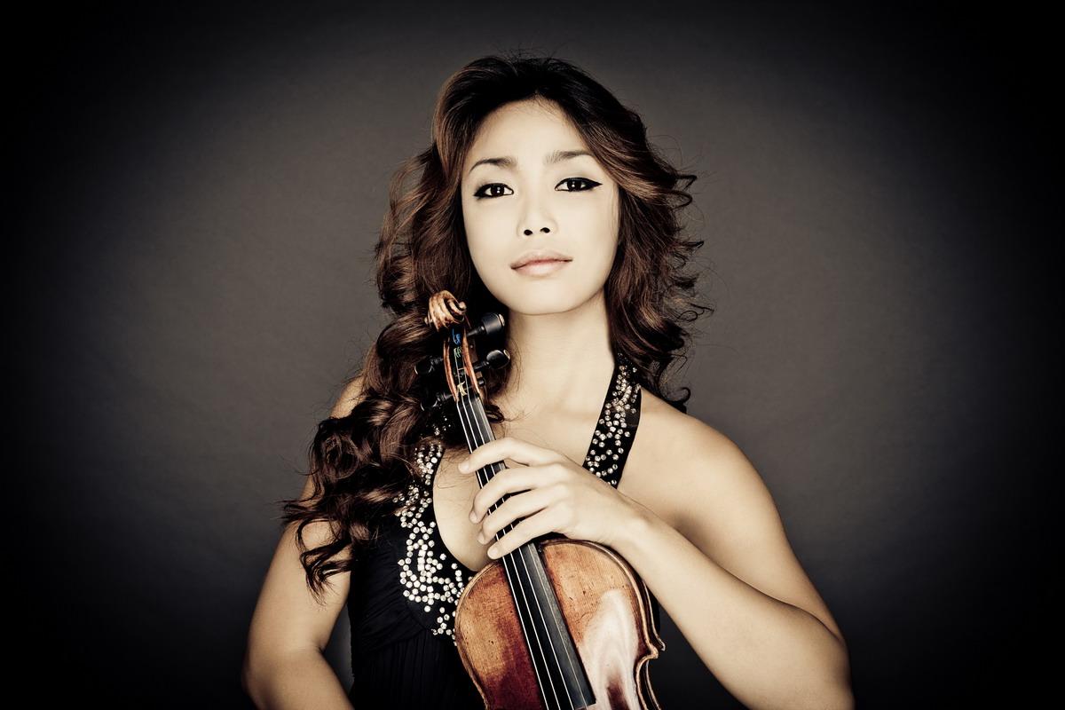 Słoneczny pejzaż na Ołowiance. Soyoung Yoon i jej skrzypce zapowiadają wiosnę