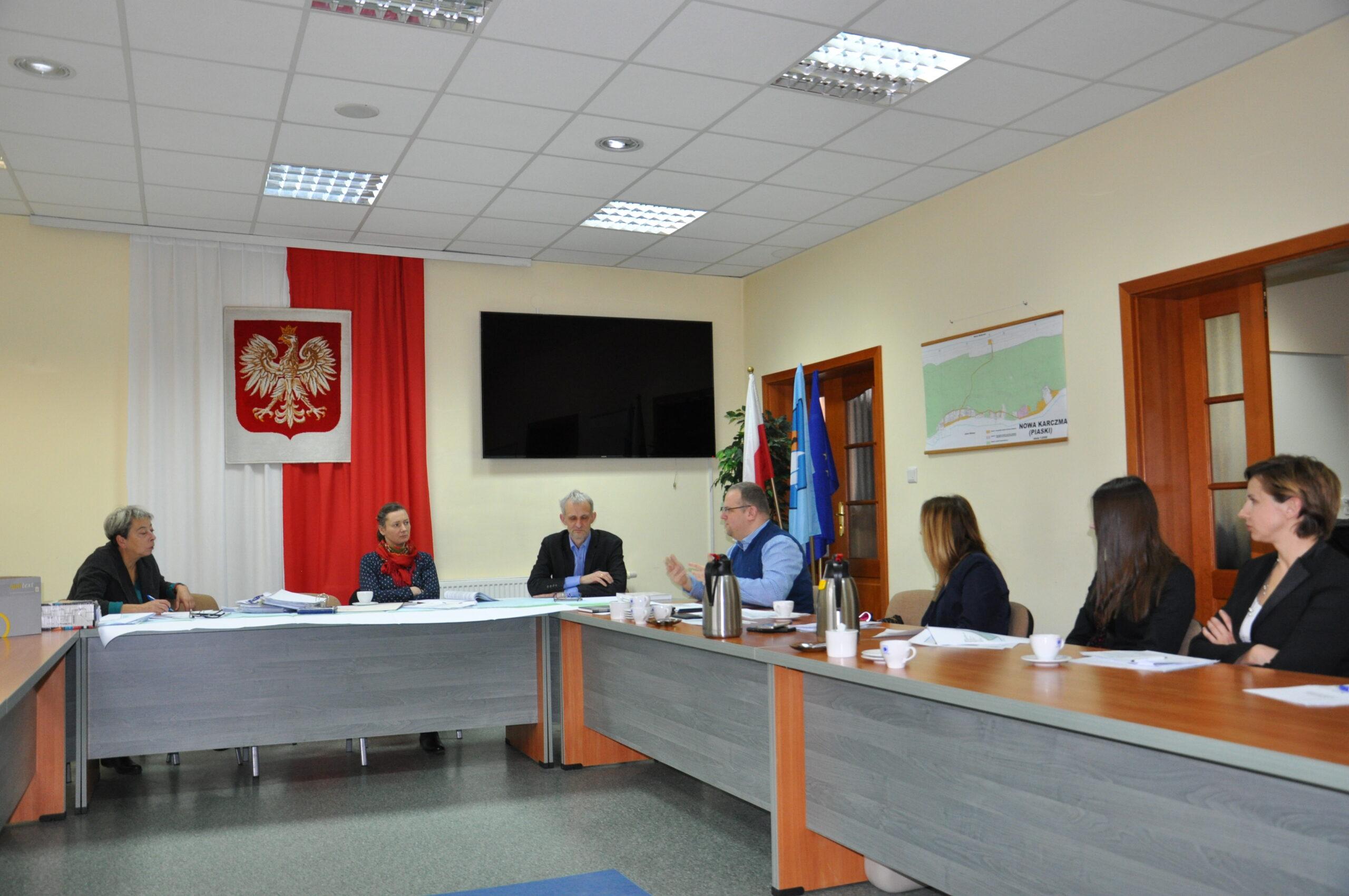 Dialog Terytorialny w Krynicy Morskiej