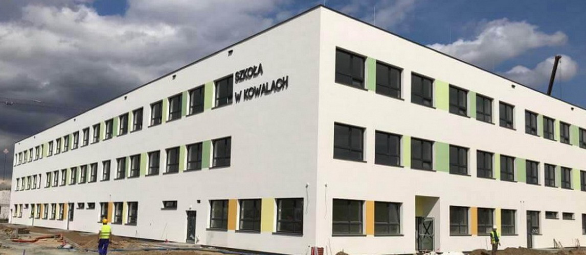 Pierwszy dzwonek zabrzmiał w Metropolitalnej Szkole w Kowalach. To jedyna tego typu placówka w Polsce