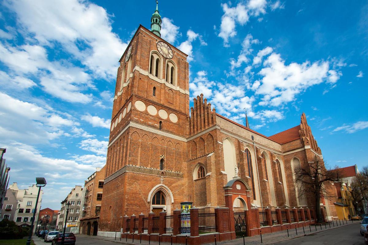 Msza Wieczerzy Pańskiej z kościoła św. Jana w Gdańsku