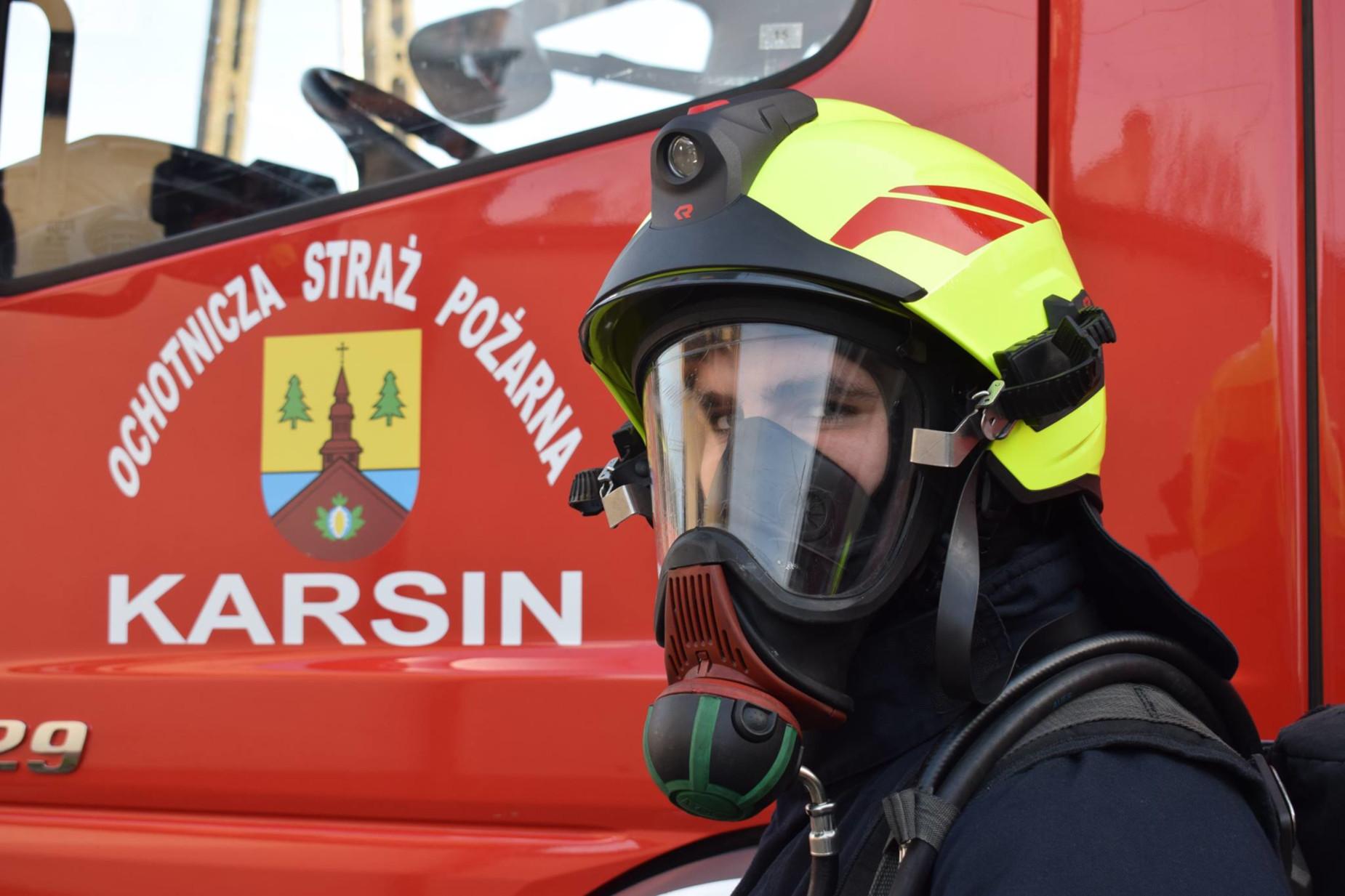 Strażacy ochotnicy z Pomorza wyróżnieni. Strażackie Oscary pojadą do Karsina, Czarnej Dąbrówki i Dzierżążna