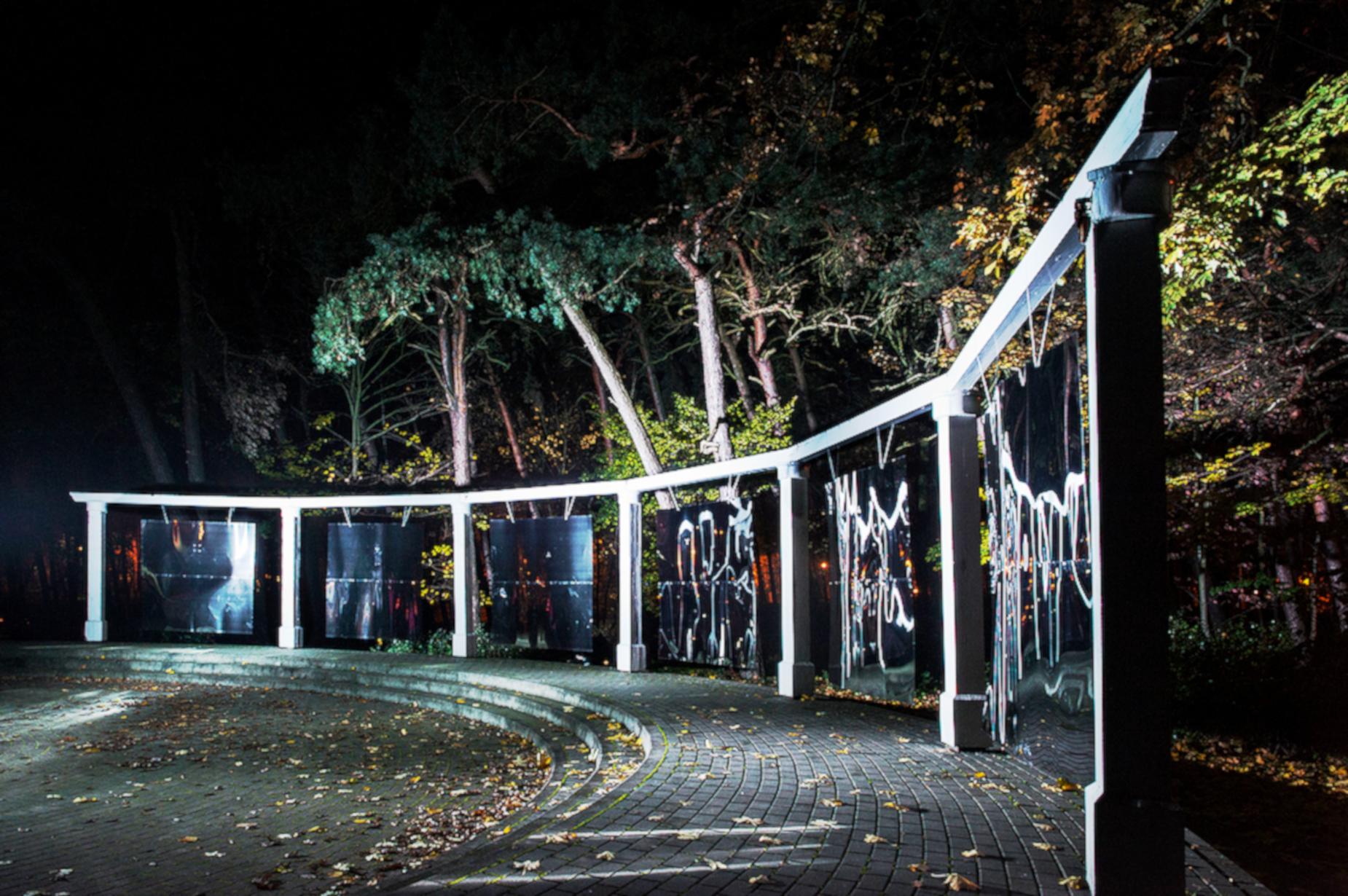 Tajemnicze zaułki, brukowane ulice, stawy i lasy. Artystyczne instalacje Festiwalu Narracje pokażą Oliwę, jakiej nie znamy