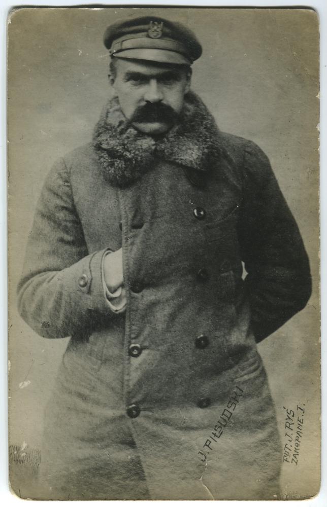 Komendant Józef Piłsudski