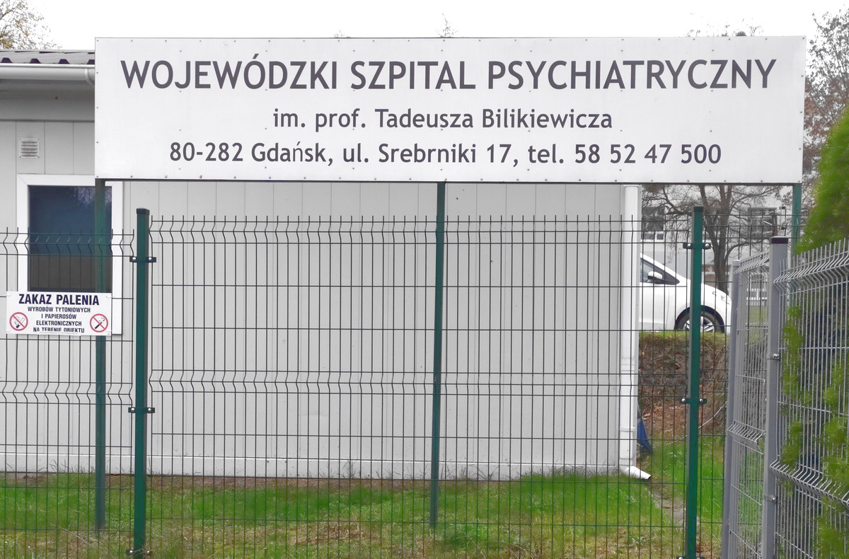 Dwóch pracowników szpitala na Srebrzysku zakażonych koronawirusem. Trwa dochodzenie epidemiologiczne