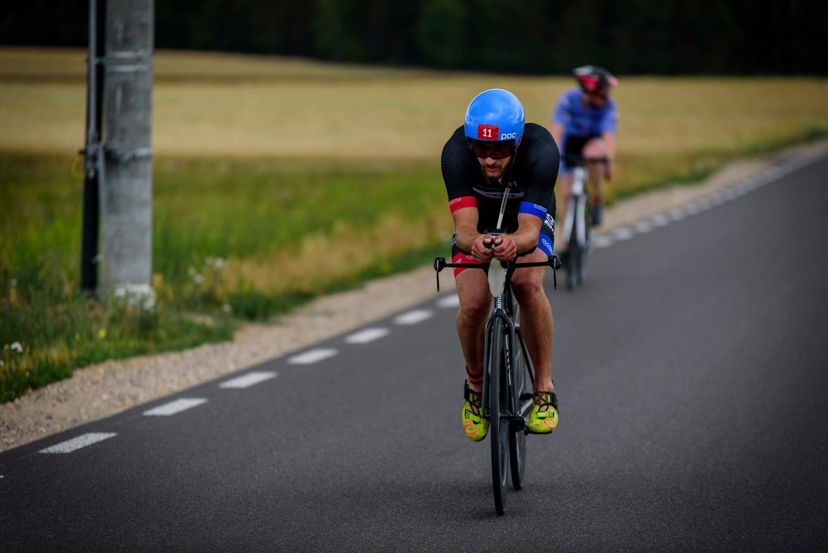 Garmin Iron Triathlon startuje już w weekend. Kto wygra w Stężycy?