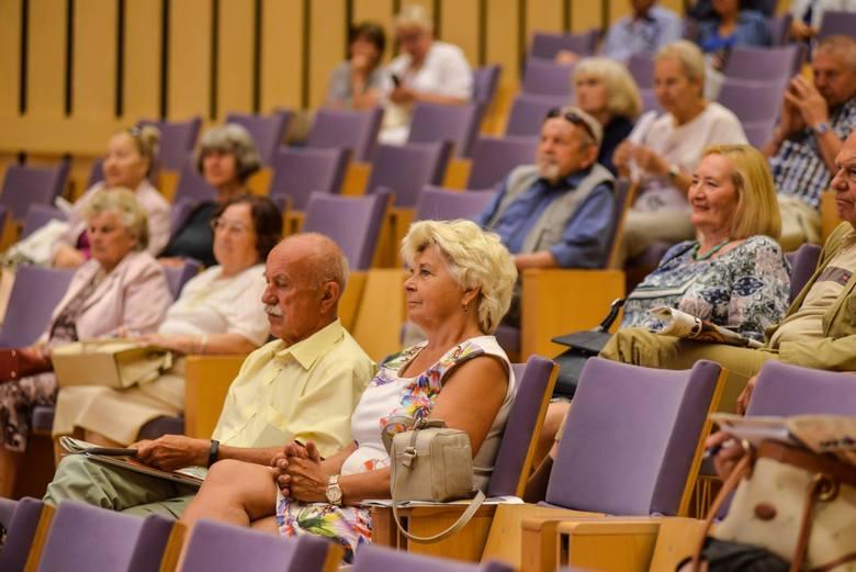 W Gdyni o finansach seniorów