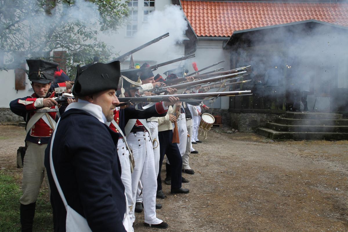 Cesarz Francuzów pojawi się w Będominie! Przed nami 15. Batalia Napoleońska