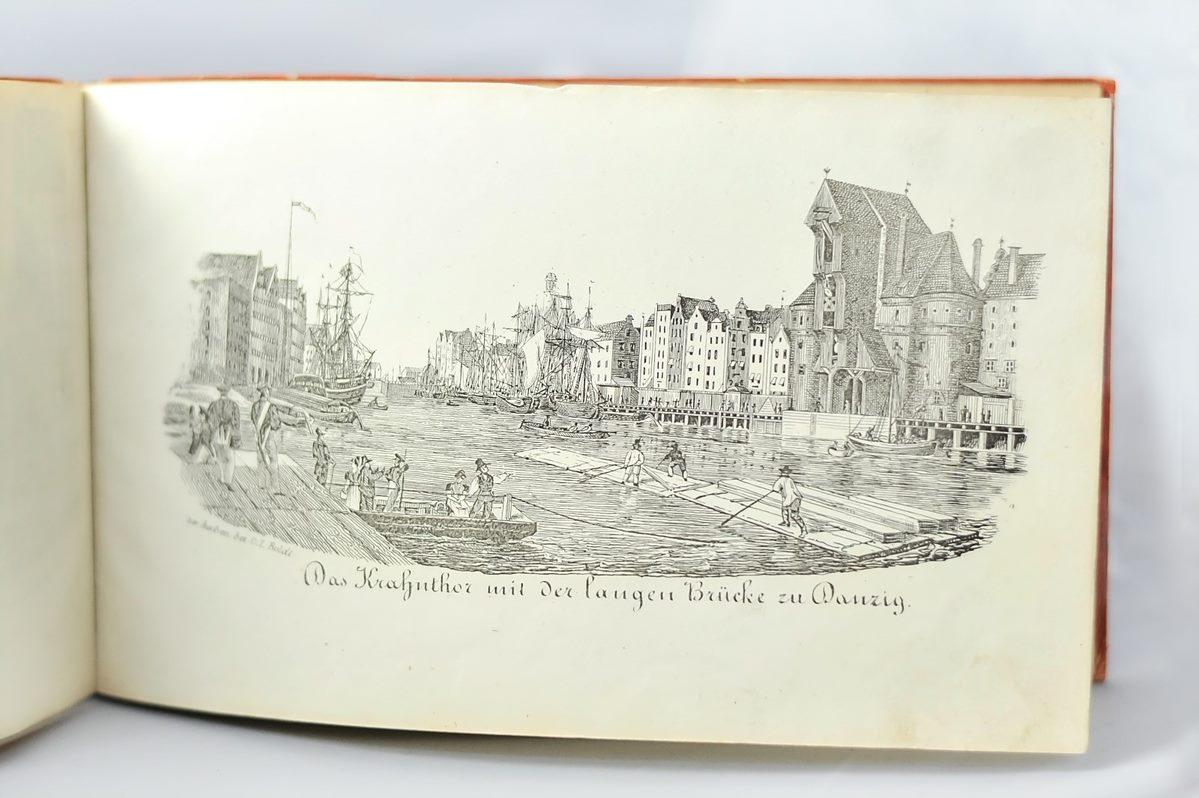 Jak wyglądał Długi Targ dwieście lat temu? Urodzinowy prezent dla Muzeum Gdańska