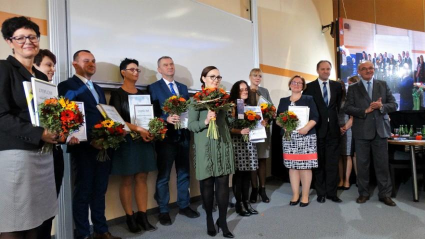 Maria Gajewska z Czerska Nauczycielem Pomorza 2017