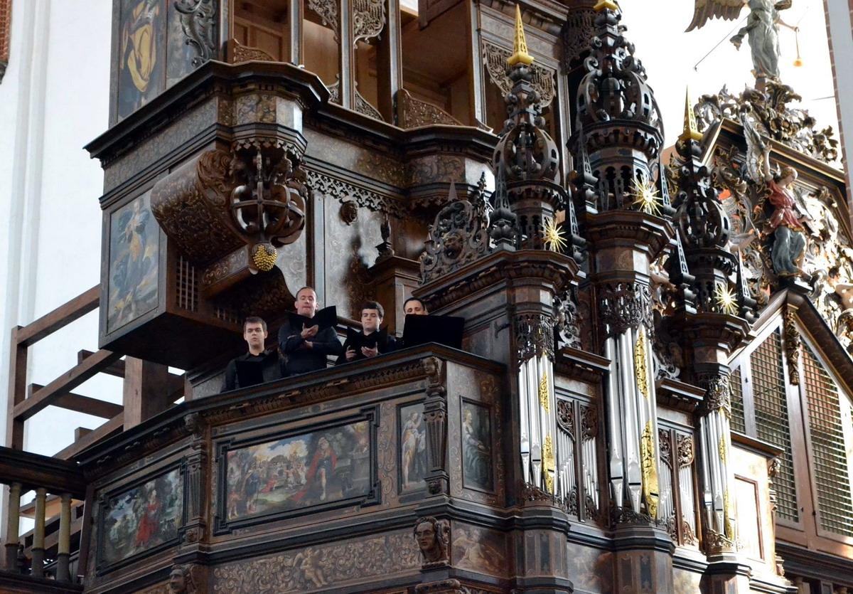 Muzyka dawnych mistrzów na unikatowym barokowym instrumencie. Festiwal ORGANy PLUS+