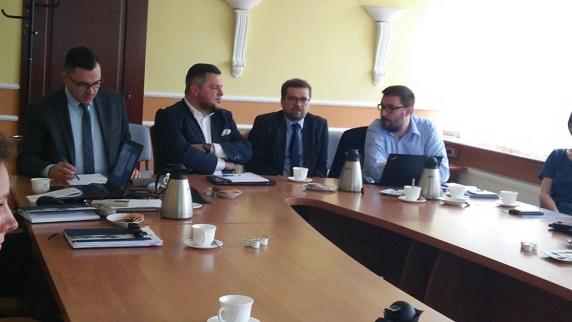 Posiedzenie Zespołu Zadaniowego ds. regionalnej polityki imigracyjnej