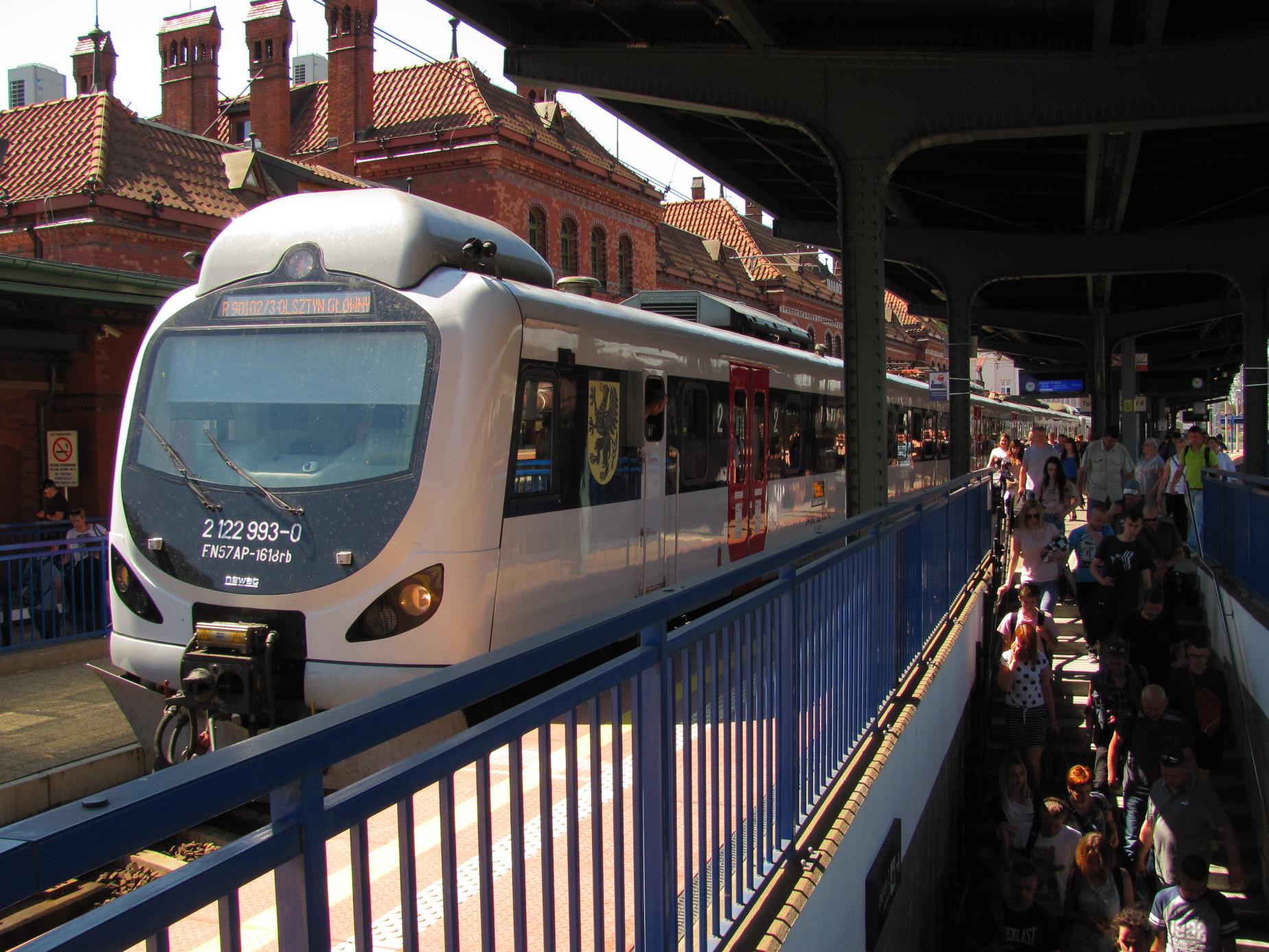 Nowy rozkład jazdy pociągów już od 9 grudnia. Co zmieni się na pomorskich torach?