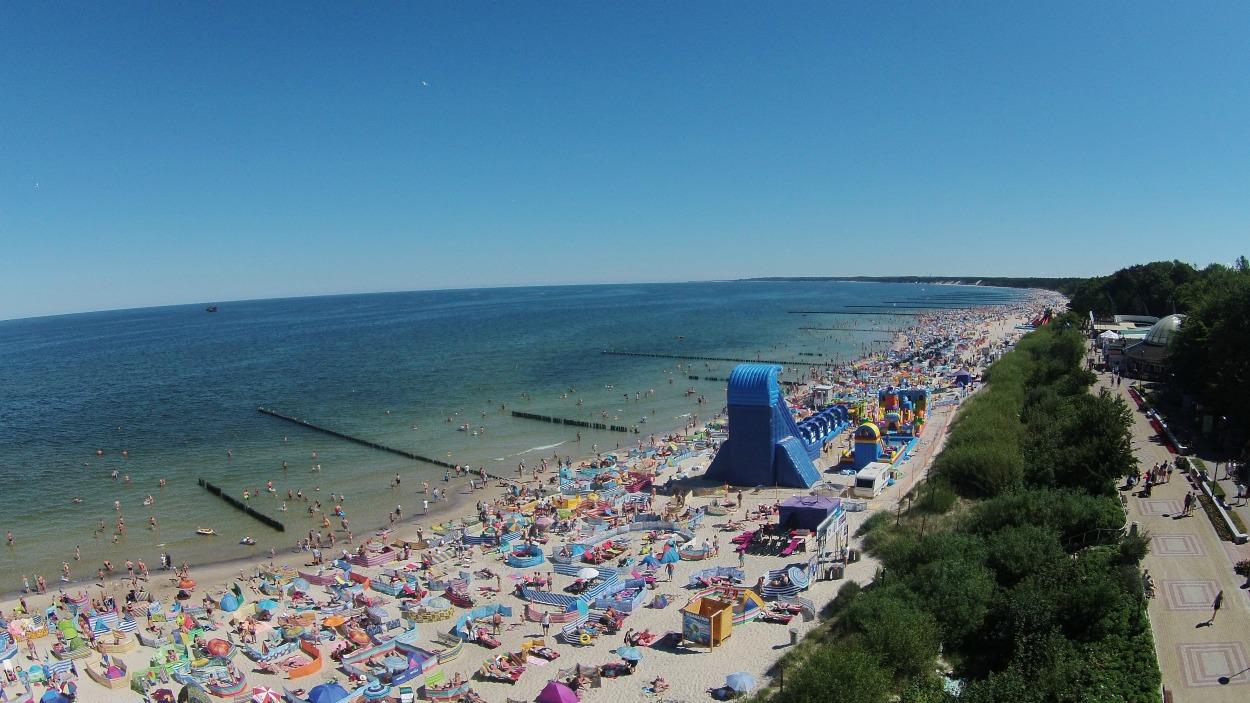 Gdzie warto pojechać na wakacje? Ranking najlepszych nadmorskich plaż w Polsce