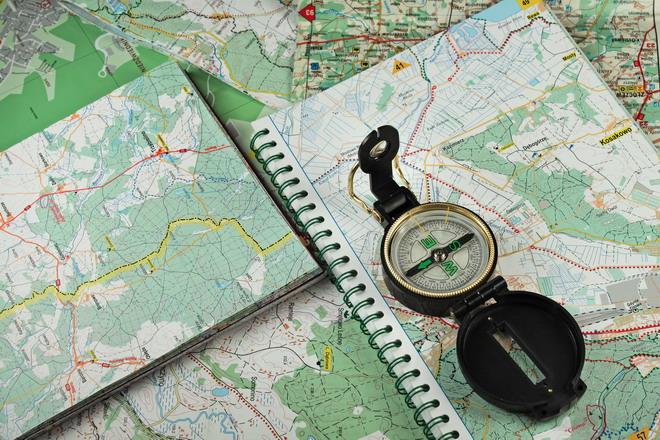 Umiesz czytać mapy? Znasz się na topografii? Odnajdź punkty w terenie i dojdź do mety