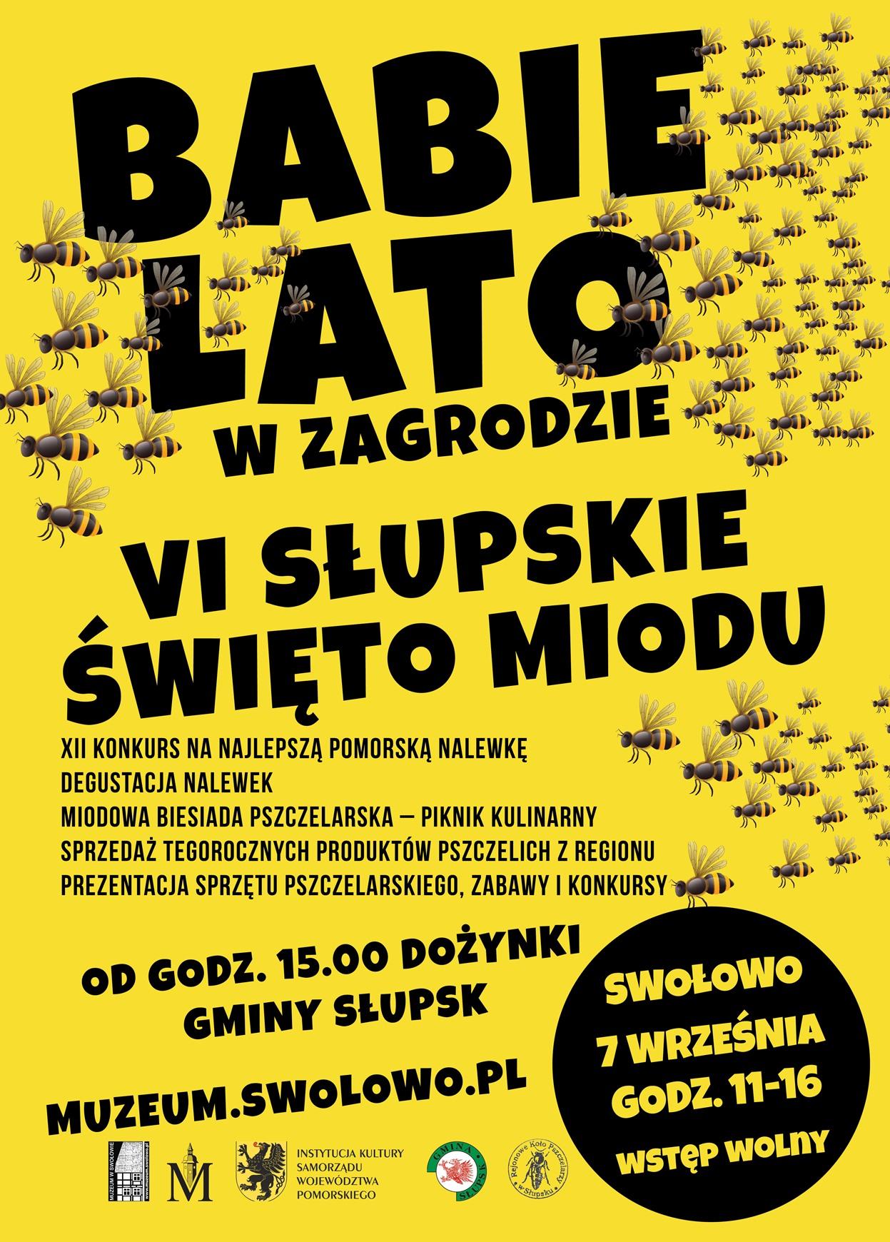 Babie Lato w Zagrodzie - plakat