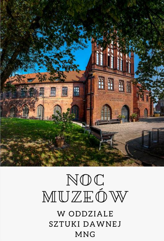 ENM 2018 - plakat Muzeum Narodowe w Gdańsku