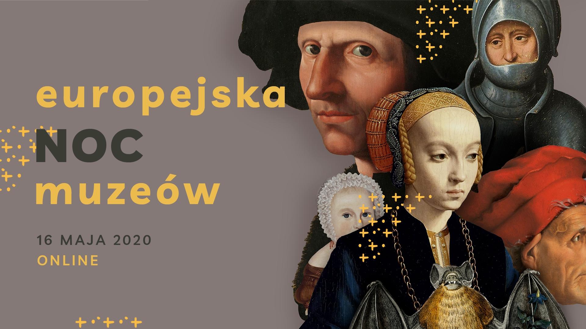 Europejska Noc Muzeów 2020. Piętnasta edycja na Pomorzu – po raz pierwszy on-line