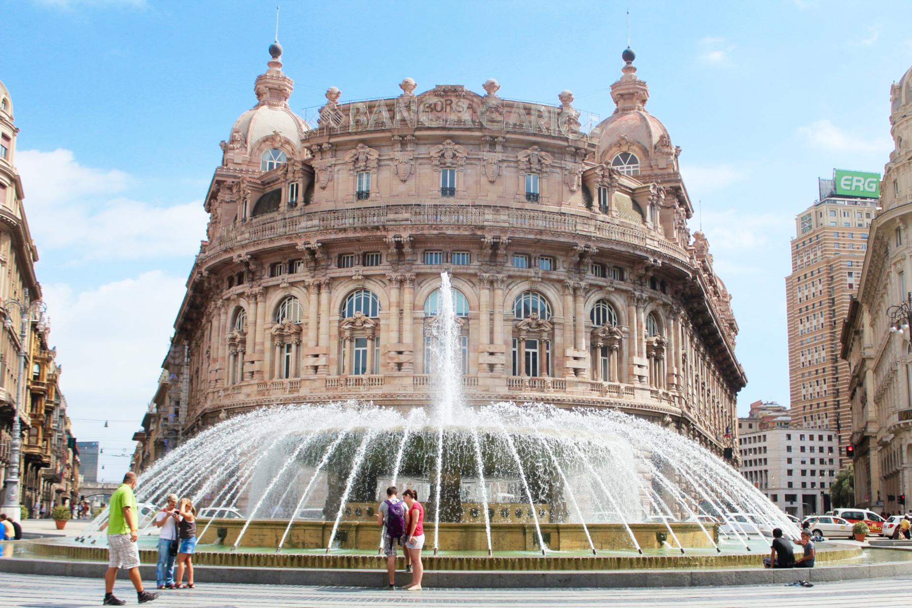 Kiedyś stolica morskiej republiki, a dziś ważne portowe miasto pełne zabytków. O włoskiej Genui w IKM