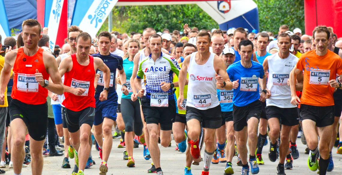 Ponad pół tysiąca osób przebiegnie 10-kilometrową trasę. Kaszuby Biegają 2018 w gminie Kolbudy