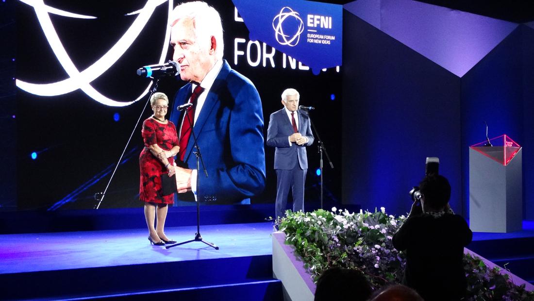 O przyszłości Europy, gospodarce i polityce. Europejskie Forum Nowych Idei w Sopocie