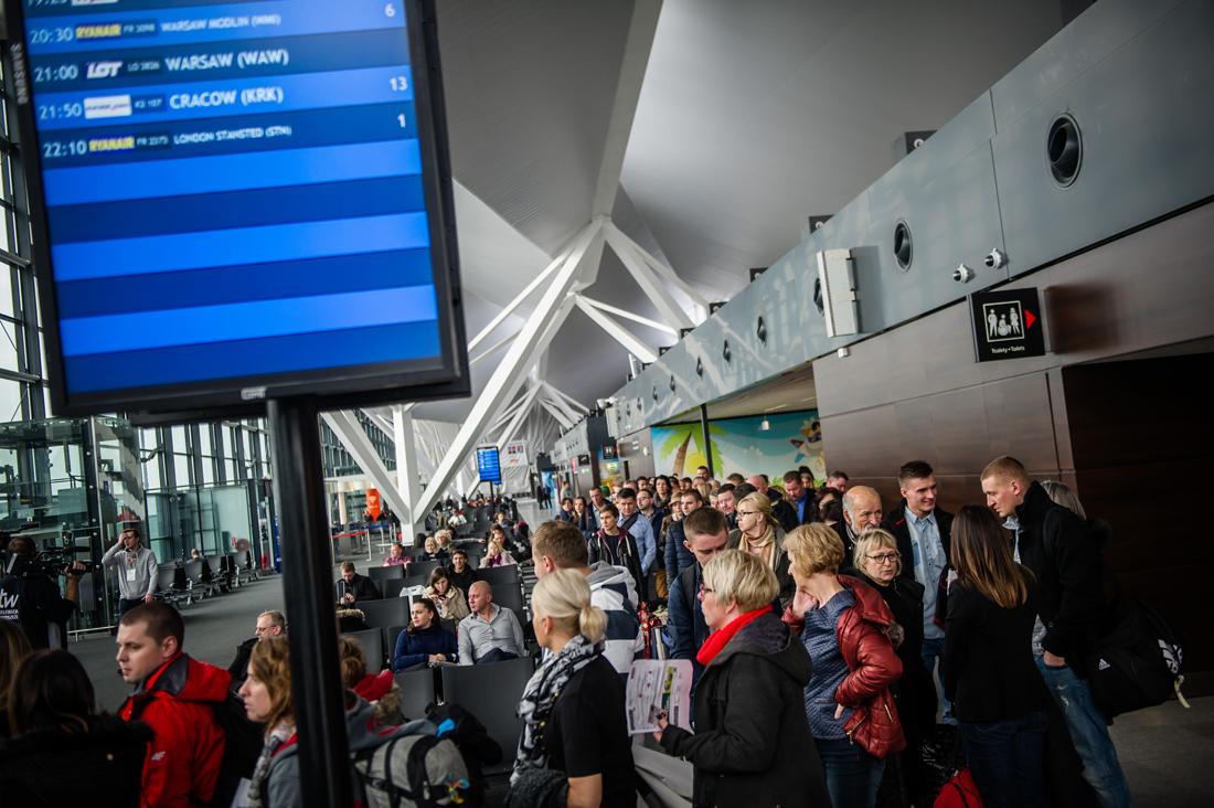 1,4 mln pasażerów tego lata obsłużył Port Lotniczy w Gdańsku. To prawie o 20 procent więcej niż w ubiegłe wakacje