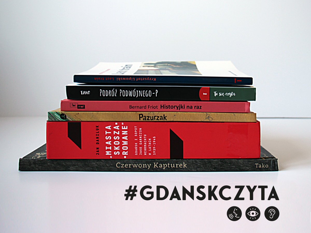 Wideo czytelnia #gdanskczyta