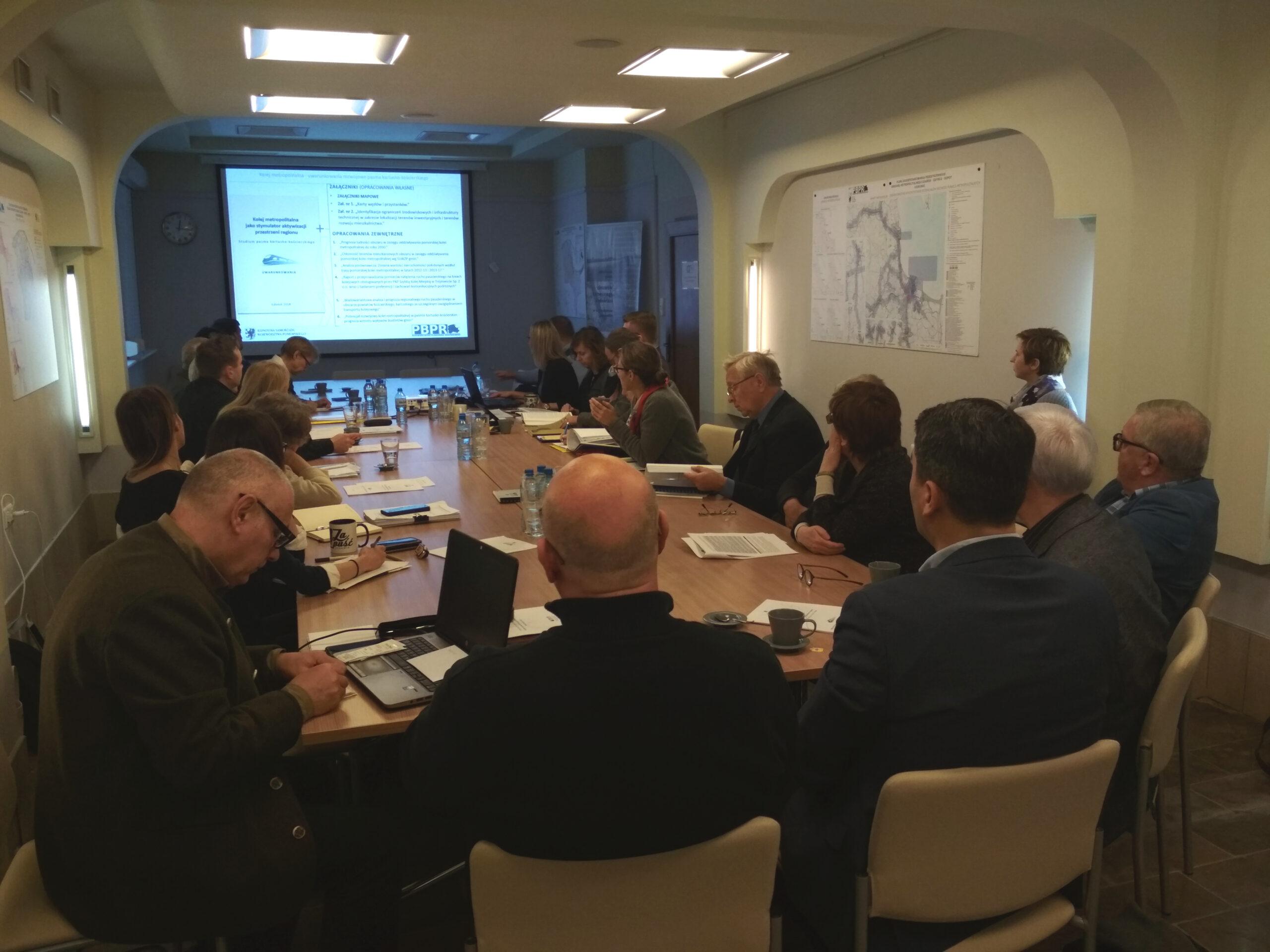 IX Posiedzenie Wojewódzkiej Komisji Urbanistyczno-Architektonicznej