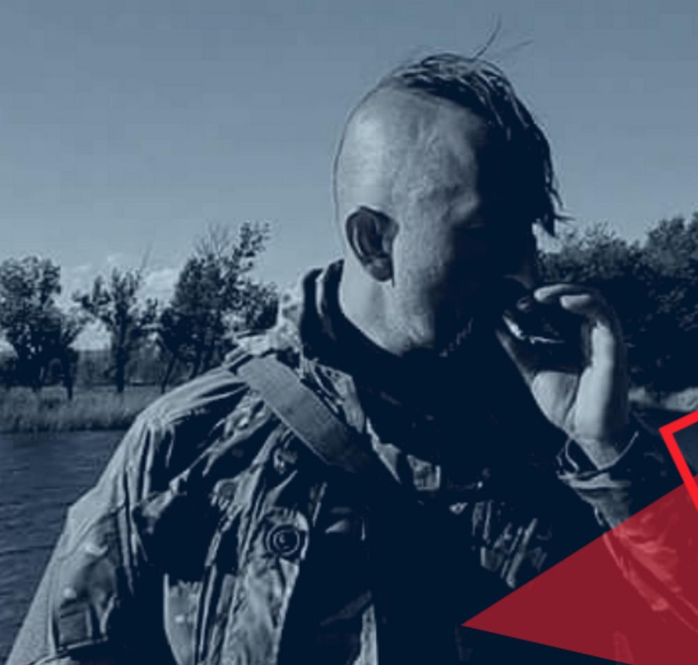 """Ukraiński artysta z duszą rewolucjonisty. Pokaz filmu """"Mit"""" w Instytucie Kultury Miejskiej"""